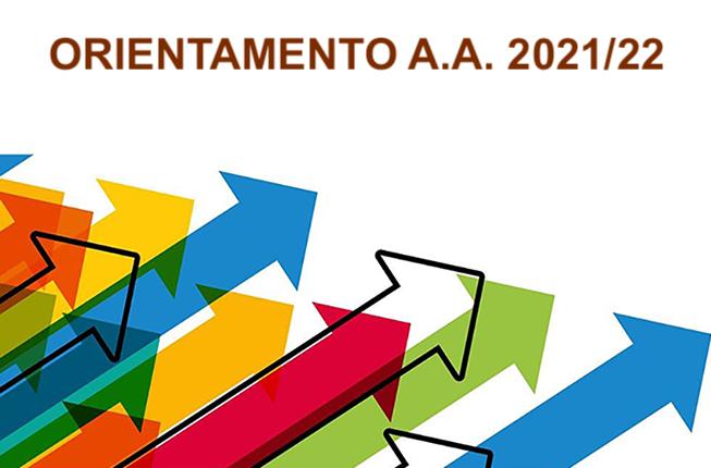 Collegamento a Orientamento alla scelta del Corso di Laurea AA 2021/22